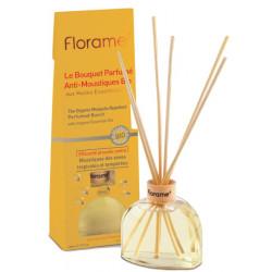 Bouquet Parfumé Anti Moustiques Bio 80 ml - Florame