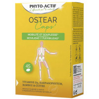 Ostear Mobilité et Souplesse 45 capsules - Phyto-actif silicium harpagophytum A D3 Aromatic provence