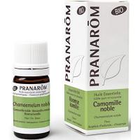 Huile essentielle de Camomille noble Bio compte gouttes 5ml - Pranarôm camomille romaine Aromatic Provence