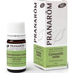 Huile essentielle de Camomille noble Bio compte gouttes 5ml - Pranarôm