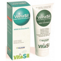 VeinaSil Tube 225 ml - Vitasil jambes légères gel de massage Aromatic provence