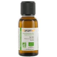 Huile essentielle bio Tea Tree 30 ml Florame antiseptique Aromatic Provence