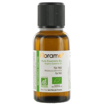 Huile essentielle bio Tea Tree 30 ml - Florame