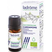 Huile essentielle bio Cardamome Ladrôme,Huile essentielle bio Cardamome 5ml Ladrôme, aromatic provence