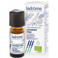 Huile essentielle bio Lavande Fine 30 ml - Ladrôme Aromatic Provence