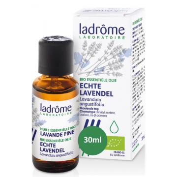 Huile essentielle bio Lavande Fine 30 ml - Ladrôme