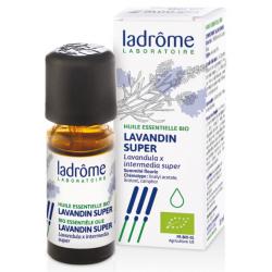 Huile essentielle bio Lavandin x super 10 ml - Ladrôme