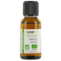 Huile essentielle bio Orange douce 30 ml Florame aromathérapie Aromatic provence