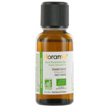 Huile essentielle bio Orange douce 30 ml - Florame