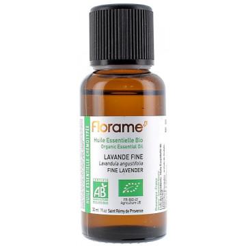 Huile essentielle bio Lavande Fine 30 ml - Florame