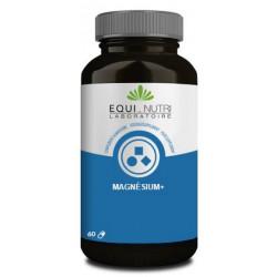 Magnésium + 60 gélules végétales - Equi-Nutri