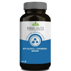 Glucosamine Chondroïtine 60 gelules Equi-Nutri