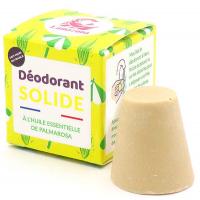 Déodorant solide Palmarosa 30 gr - Lamazuna, déodorant naturel Aromatic provence