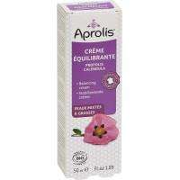 Crème Equilibrante Propolis Calendula bio 50ml  - Aprolis peaux à problèmes Aromatic provence