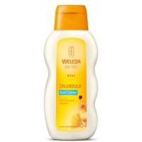 Bain Crème au Calendula Bébé 200ml - Weleda,   La toilette de bébé, Produits bio pour bébé Aromatic provence