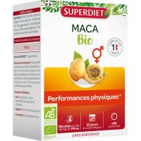 Maca Bio 90 comprimés - Super Diet, vitaliré tonue aromatic provence