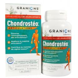 Chondrostéo Plus 180 comprimés Format Eco 2 mois - Granions