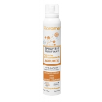 Spray purifiant Agrumes aux 28 huiles essentielles 180ml - Florame spray d'ambiance Aromatic provence