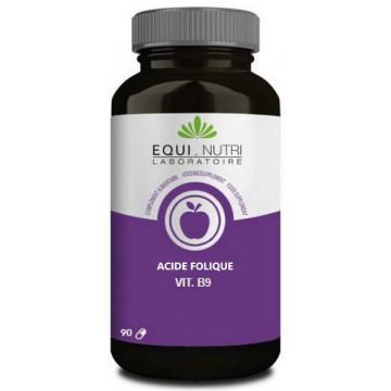 Vitamine B9 acide folique 90 gélules - Equi Nutri