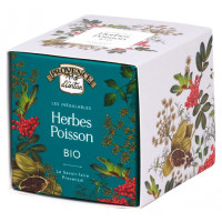 Herbes à poisson recharge carton 60g - Provence d'Antan - Aromatic Provence