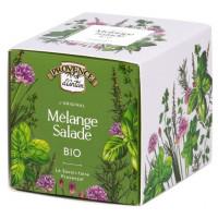 Mélange Salade bio recharge carton 26g - Provence d'Antan - Aromatic Provence