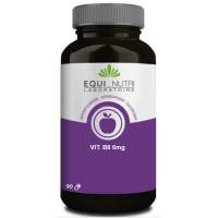 Vitamine B6 90 gélules végétales - Equi Nutri équilibre nerveux dépression légère Aromatic provence