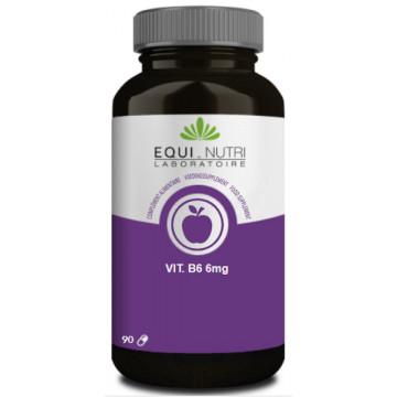 Vitamine B6 90 gélules végétales - Equi Nutri
