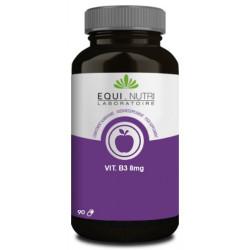 Vitamine B3 Niacine 90 gélules végétales - Equi Nutri