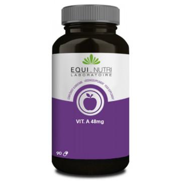 Vitamine A beta carotene naturel 90 gelules - Equi Nutri