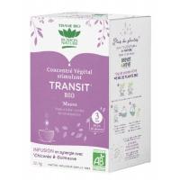 Tisane concentrée bio x3 - Mieux Réguler le Transit 18 sachets - Romon Nature tisane digestion Aromatic provence