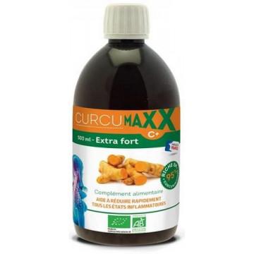 Curcumaxx solution buvable BIO 95 pour cent extrait 500ml - Biocible