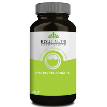 Polycosanol et Vitamine E 60 gélules végétales - Equi Nutri