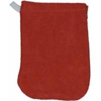 1 gant de toilette en coton biologique Cayenne x1-Popolini Aromatic provence