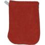 1 gant de toilette en coton biologique Cayenne x1 - Popolini