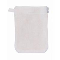 1 gant de toilette d'apprentissage enfant en coton biologique écru x1 - Popolini Aromatic provence