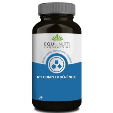 No 7 Complexe sérénité 90 gélules végétales - Equi Nutri