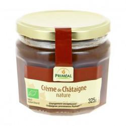 Crème de châtaigne nature 325 gr Primeal