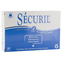 Sécuril 30 gélules Yalacta Probionibacterium freudenreichii Aromatic provence