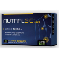 Nutralgic 30 comprimés - Santé Verte mobilité articulaire curcuma boswellia Aromatic provence