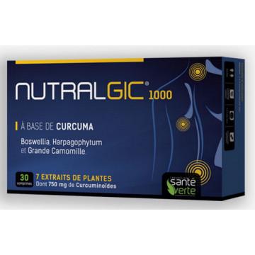 Nutralgic 1000 - 30 comprimés - Santé Verte