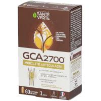 GCA 2700 Glucosamine Chondroitine 60 Comprimés - Santé Verte articulations Aromatic provence