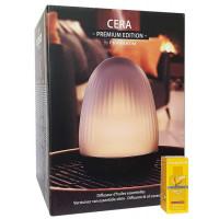 Diffuseur Ultrasonique Cera Premium - Pranarôm aromathérapie huiles essentielles maison Aromatic provence