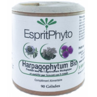 Harpagophytum bio 90 gélules - EspritPhyto Articulations Aromatic Provence