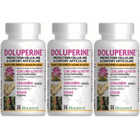 Dolupérine Holistica Lot de 3 boîtes de 60 gélules lab. Holistica confort articulaire Aromatic provence