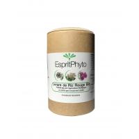 Levure de riz rouge bio 120 gélules - 4 mois de cure - Esprit Phyto monacoline K Aromatic provence