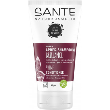 Après shampoing Brillance Bouleau Bio 150ml - Santé