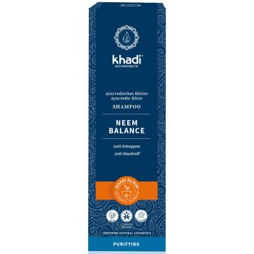 Shampoing ayurvédique Neem Balance 200ml - Khadi