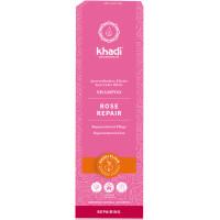 Shampoing ayurvédique Rose 200 ml - Khadi - cheveux secs et abîmés - Hygiène bio - Aromatic Provence