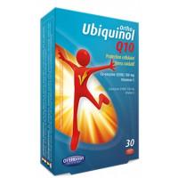 Ortho Ubiquinol Q10 30 capsules - Orthonat Nutrition coenzyme Q10 100mg Aromatic provence