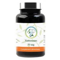 Nattozimes 1225 FU Gastro resistant 60 gélules - Planticinal fibrinolytique Cardiovasculaire Aromatic provence